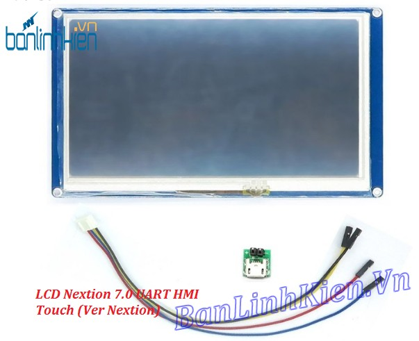 LCD Nextion 7.0 UART HMI Touch (Ver Nextion)