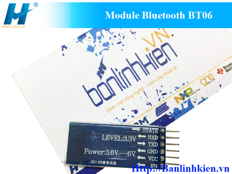 Module Bluetooth BT06