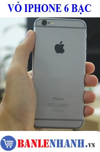 VỎ IPHONE 6 GREY