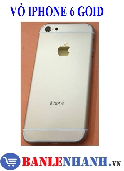 VỎ IPHONE 6 GOLD