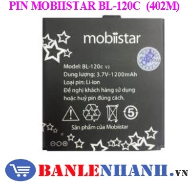 PIN MOBIISTAR 120C