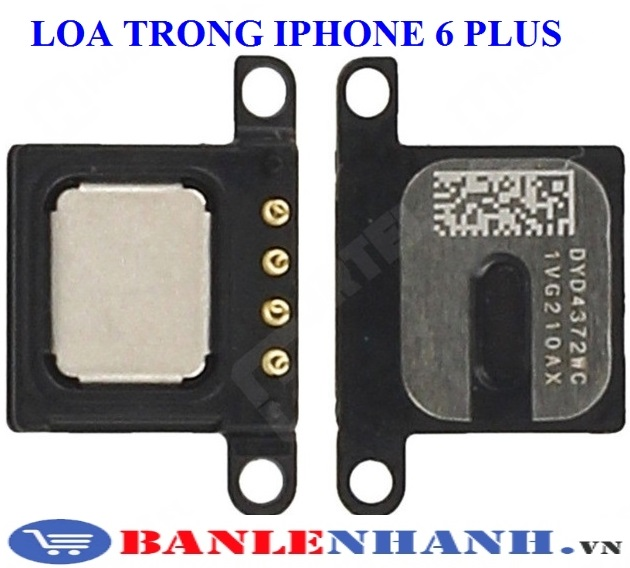 LOA TRONG IPHONE 6 PLUS