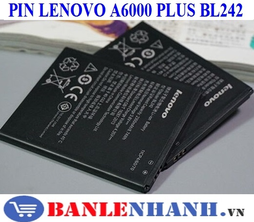 PIN LENOVO A6000 PLUS BL242