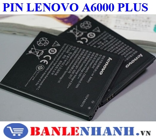PIN LENOVO A6000 PLUS