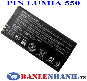 PIN LUMIA 550 BL-T5A