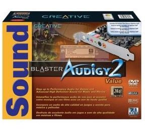 Creative SoundBlaster Audigy Live 7.1