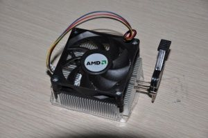 Fan for AMD