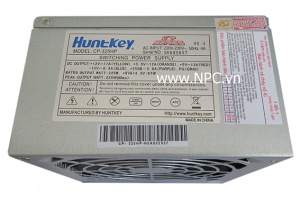 Huntkey CP 325HP (Fan 12cm) 325W