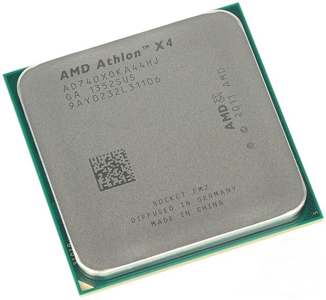 AMD Athlon II X2 250 Regor (3.0GHz, 2 x 1MB L2 Cache, Socket AM3, 4000MHz FSB)