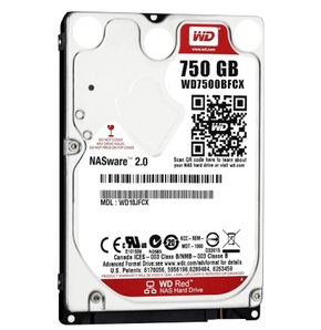 Western Digital Red 750GB 2.5'' Intellipower 16M FOR NOTEBOOK