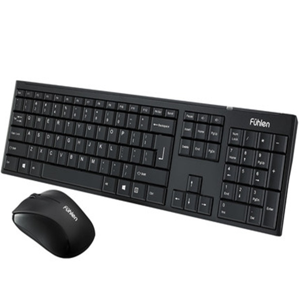 Fuhlen U79S Wireless Keyboard and Mouse