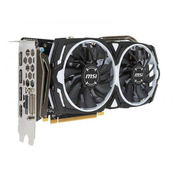 MSI RX 470 - 4GB Full cổng