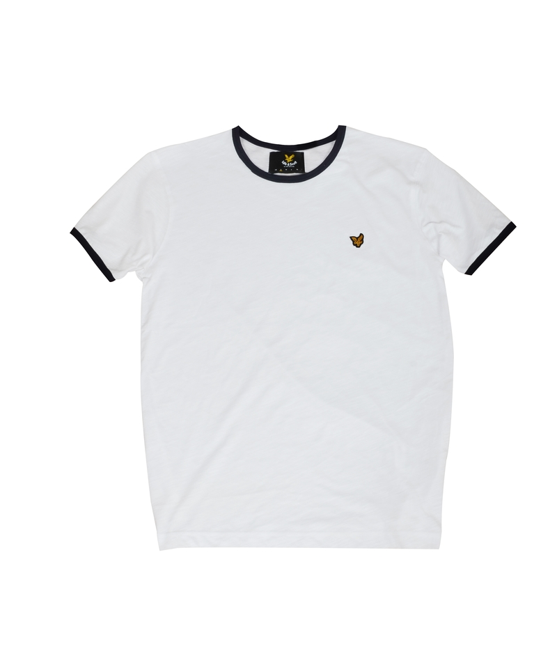 017-Lyle & Scott (T-shirt)
