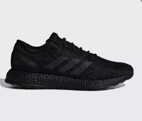 Adidas pure boost DPR all black