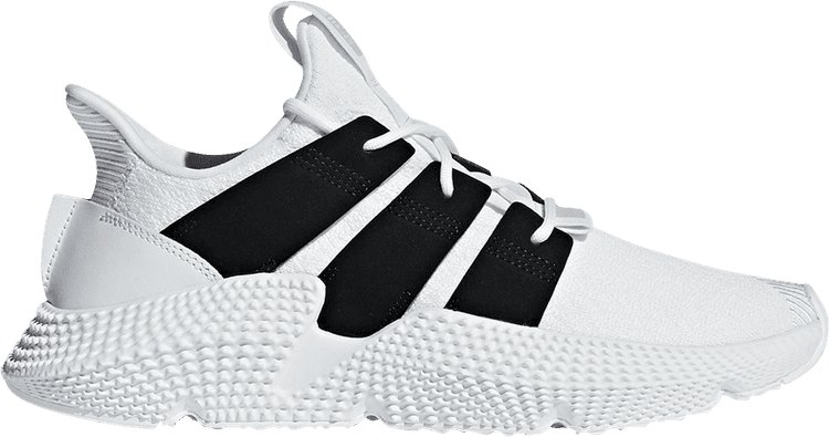 Adidas prophere trắng sọc đen