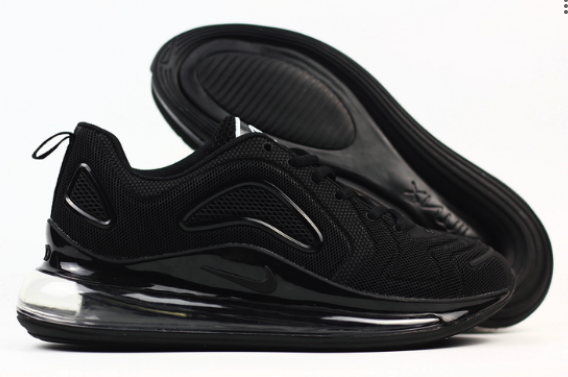Nike air max 720 all black