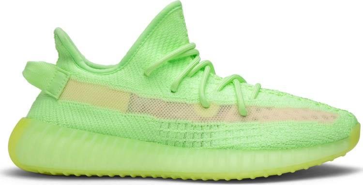 Adidas yeezy 350 v2 glow in the dark
