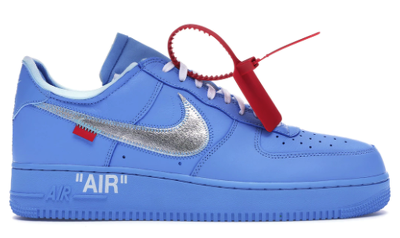 Nike air force 1 xanh thấp off white