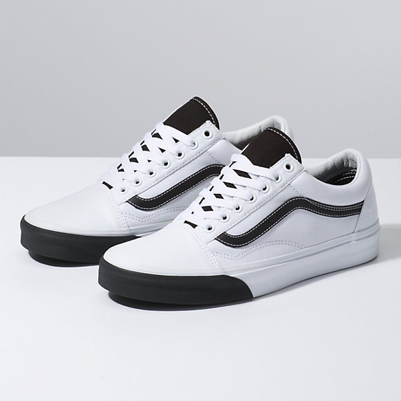 Vans os color block