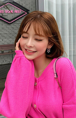 CHUU Love Rain Earring