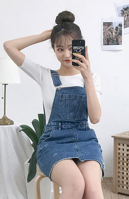 CHUU Like A Little Monkey Dress