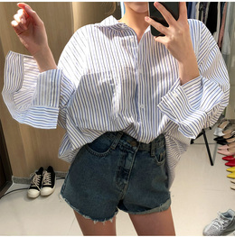 CHUU Almost Summer Denim Shorts