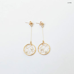 CHUU Unstoppable Love Earring