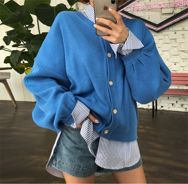 CHUU [CHUU MADE] Chu Chu Cardigan Vol.2