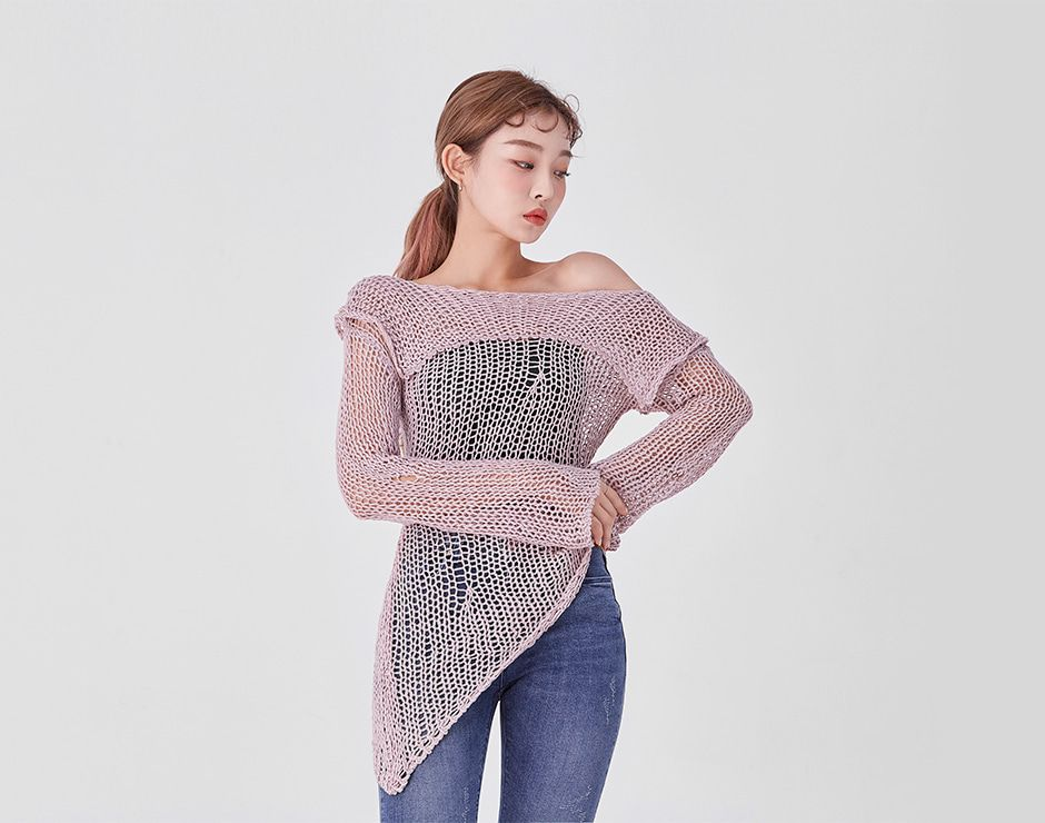 CHUU You're Too Much Knit