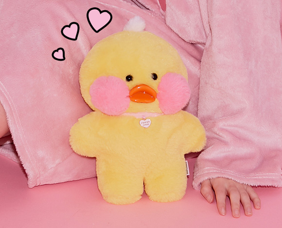 FANFANCHUU Quack With You Doll