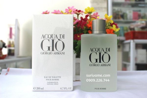 Acqua Di Gio For Men _ 200ml