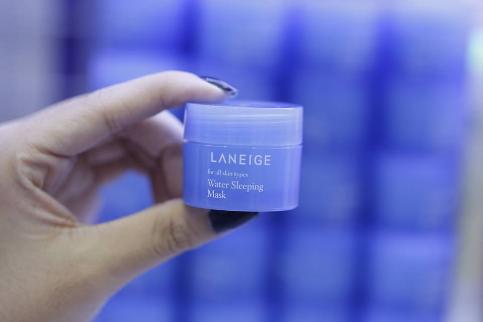(SL50)Mặt nạ ngủ Laneige Water Sleeping Mask (Mini) 15ml