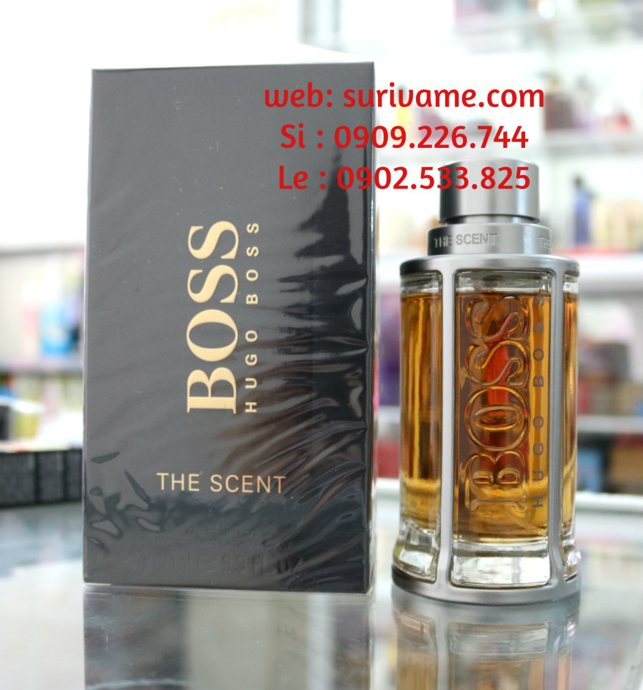 (SL105)Boss The Scent for men