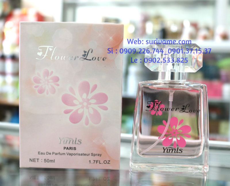 (SL80)Yiml Flower Love