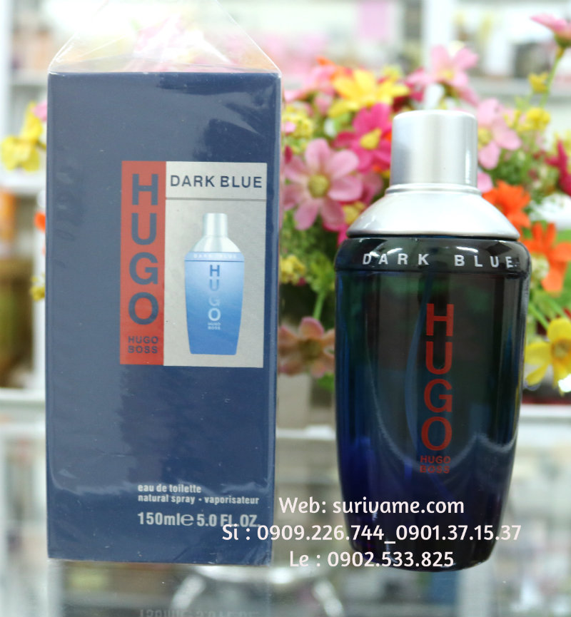 (SL110) Hugo Dark Blue