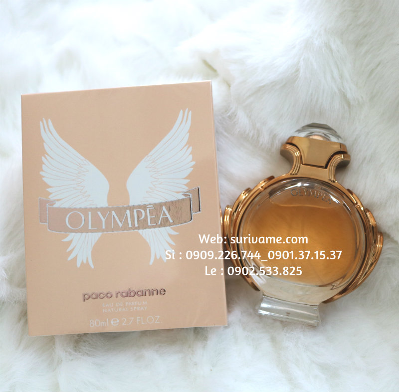 (SL110)PACO RABANNE OLYMPEA FOR WOMEN