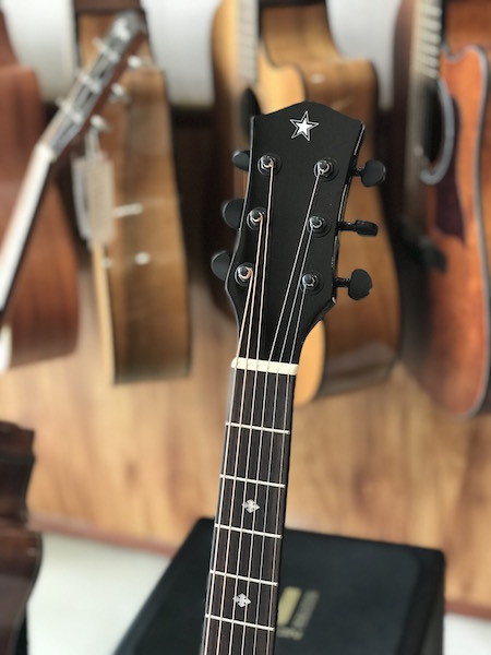 Guitar Sao Mai SMD.Black(2019)