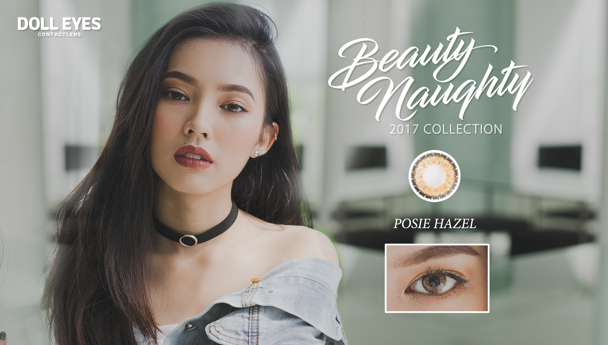 BEAUTY NAUGHTY | 2017 Collection
