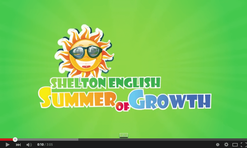 Summer of Growth 2015