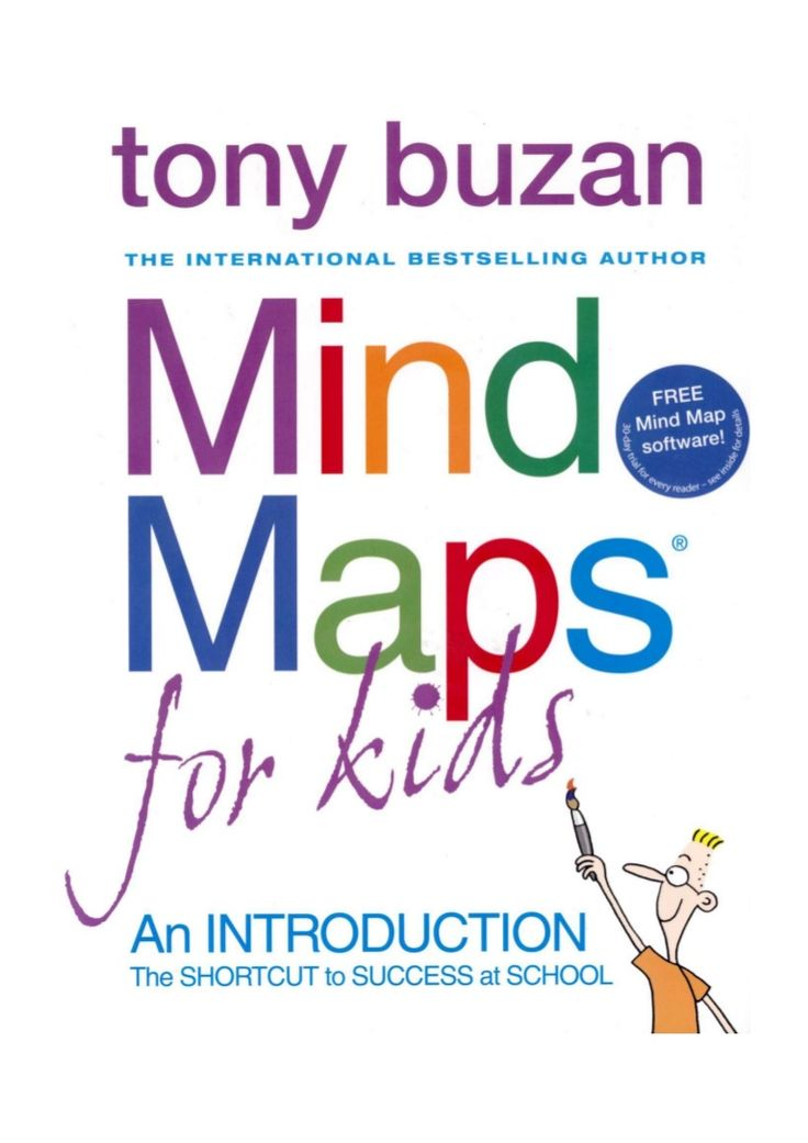 Ebook Mind Maps for Kids - Tony Buzan