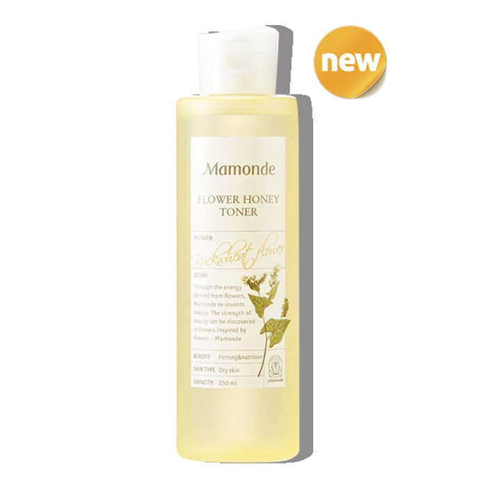 MAMONDE - Nước hoa hồng Flower Honey Toner 250ml
