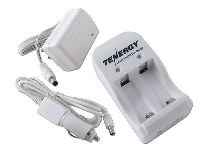 Tenergy RCR123A Charger