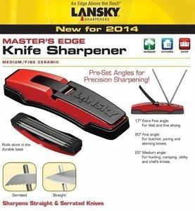 Lansky Master's Edge Knife Sharpener