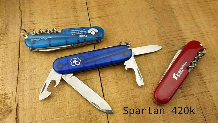 Victorinox Spartan (Used like New)