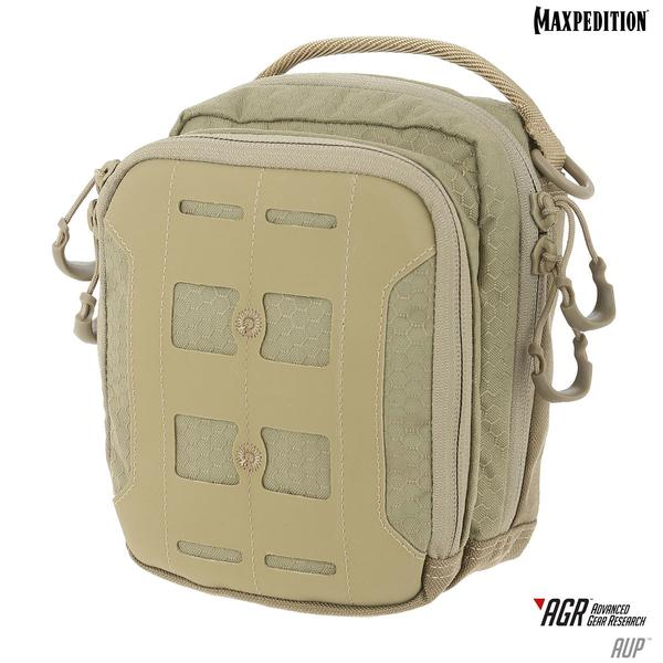 Maxpedition - Túi AUP TAN (Màu Vàng Tan Accordion Utility Pouch - AUPTAN)