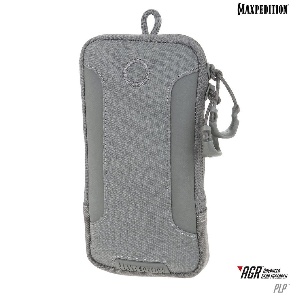 Maxpedition - Túi đựng Iphone 6 Plus Gray (màu Xám - PLPGRY)