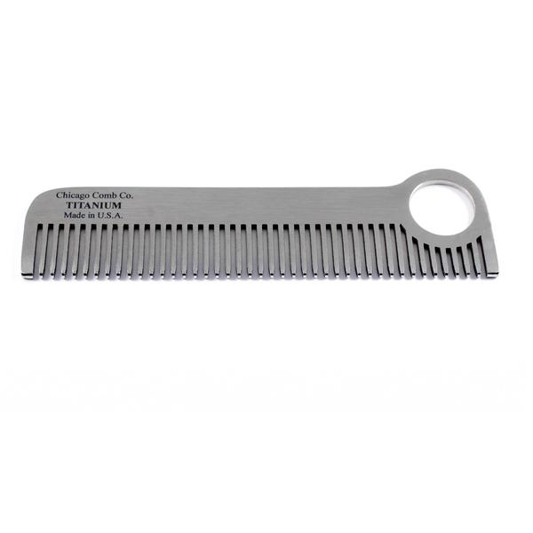 Lược Chicago Comb Model No. 1 - Titanium