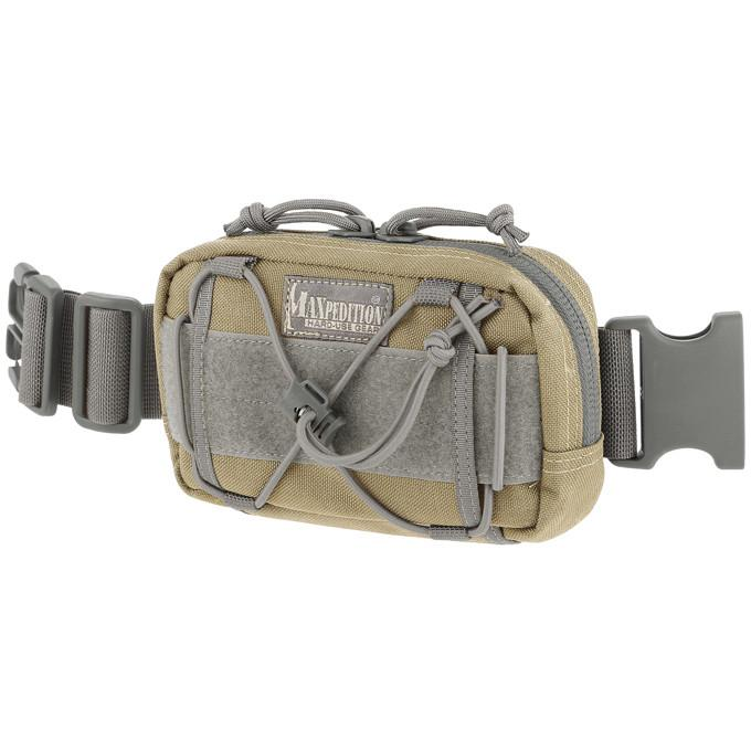 Maxpedition - Túi JANUS EXTENSION Pocket ( Màu Khaki Foliage - 8001KF )