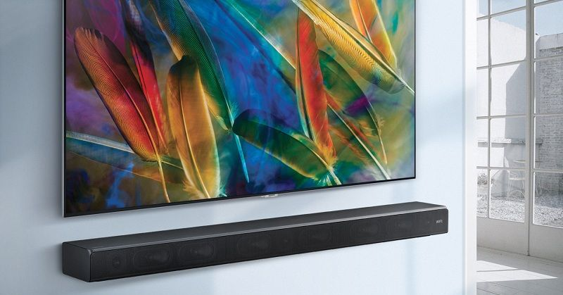 Loa Sound Bar Samsung HW-MS650/XV