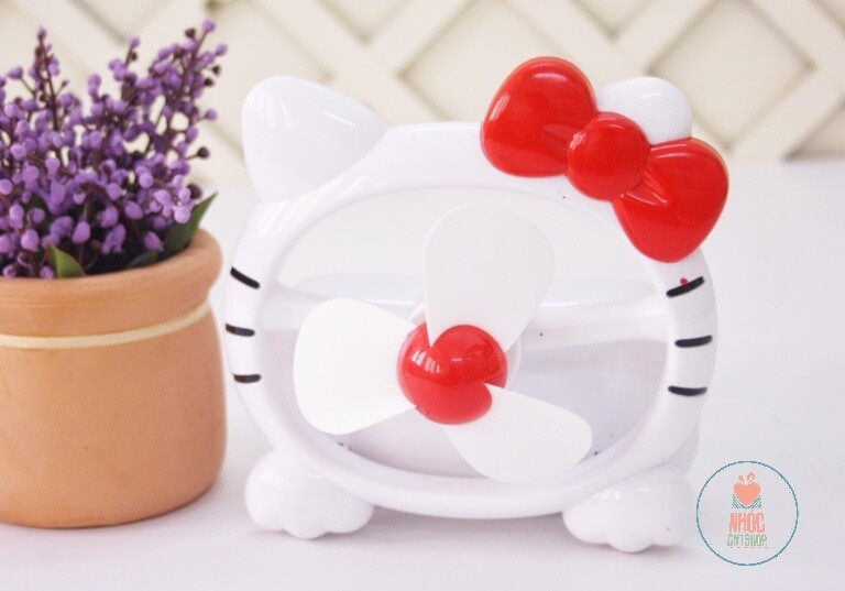 Quạt Hello kitty 150-01